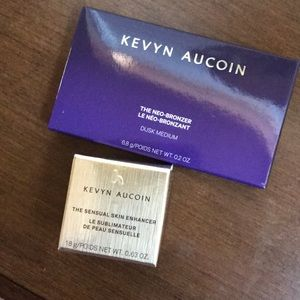 Kevyn Aucoin foundation and bronzer bundle